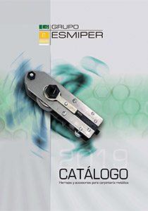Herrajes y cerrajería catálogo Esmiper